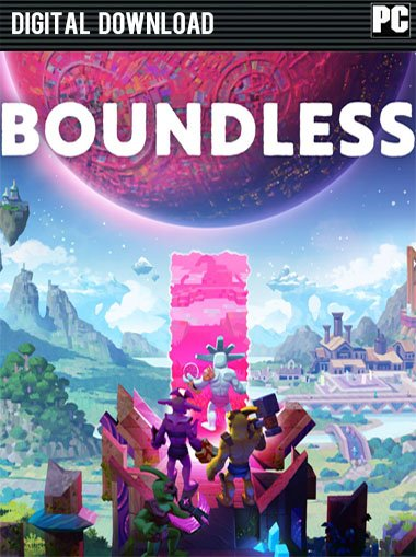 Boundless cd key