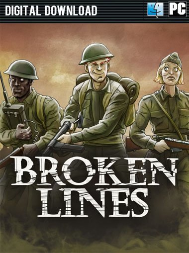 Broken Lines cd key