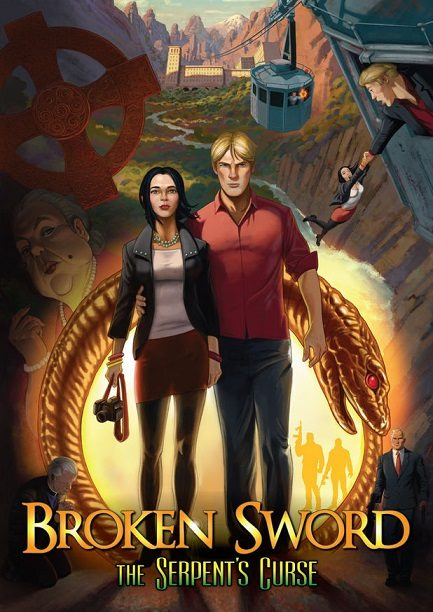 Broken Sword 5: The Serpent's Curse cd key