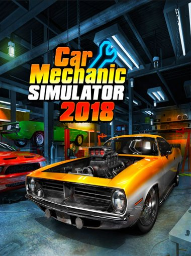 Car Mechanic Simulator 2018 cd key