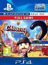 Buy Carnival Games VR - PlayStation VR PSVR (Digital Code) Game Download