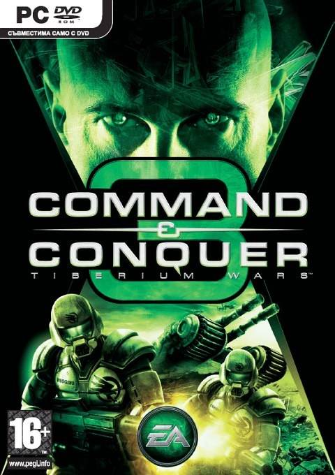 Command & Conquer 3 Tiberium Wars cd key