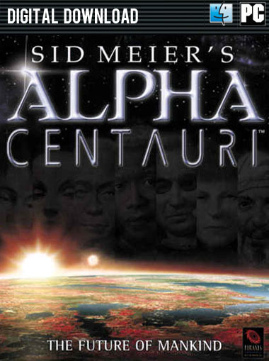 Sid Meier's Alpha Centauri cd key