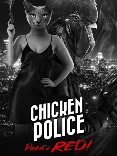 Chicken Police - Paint it RED! cd key