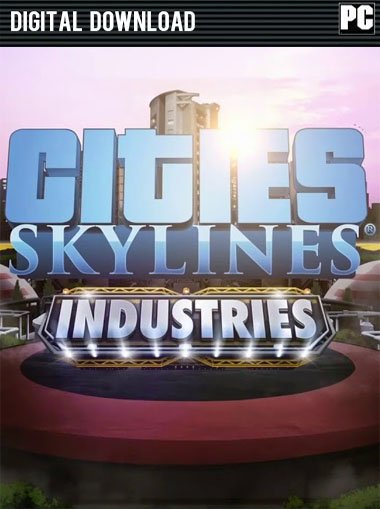 Cities Skylines Industries (DLC) cd key