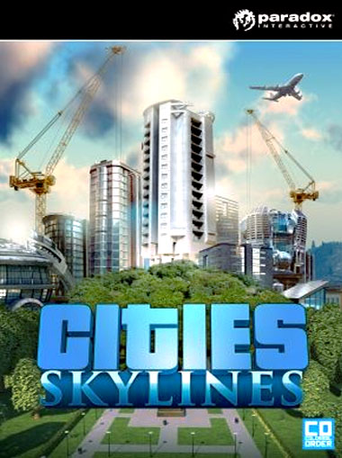 Cities: Skylines Deluxe Edition cd key