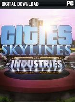 Buy Cities Skylines Industries (DLC) Game Download