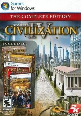 Sid Meiers Civilization IV The Complete Edition cd key