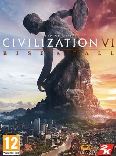 Sid Meier's Civilization VI - Rise and Fall (DLC) cd key