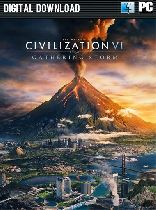 Buy Sid Meier's Civilization VI: Gathering Storm (DLC) Game Download
