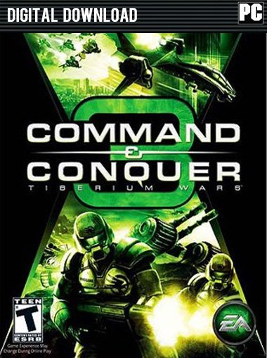 Command & Conquer 3: Tiberium Wars cd key