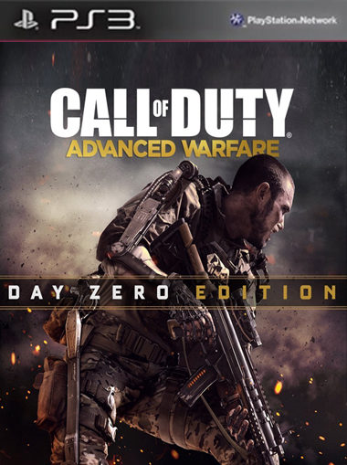 Call of Duty Advanced Warfare Gold Edition PS3