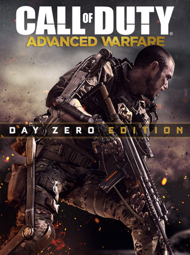 Call of Duty Advanced Warfare Day Zero Edition cd key