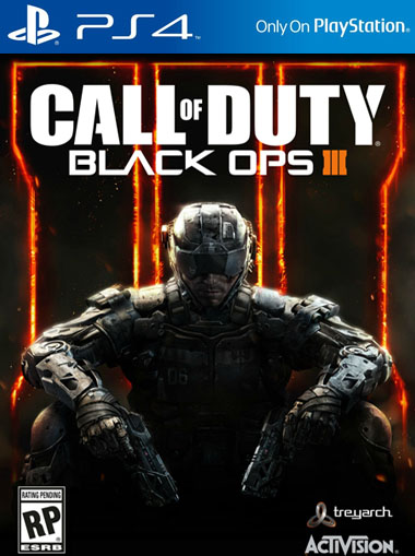 Call of Duty: Black Ops III (3) - PS4 (Digital Code) cd key
