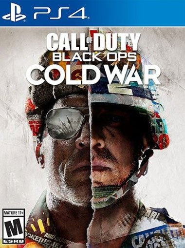Call of Duty: Black Ops Cold War - Standard Edition - PS4 (Digital Code) cd key