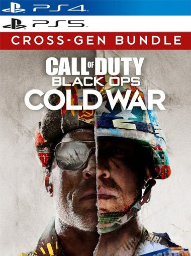 Call of Duty: Black Ops Cold War- Cross-Gen Bundle - PS4/PS5 (Digital Code) cd key