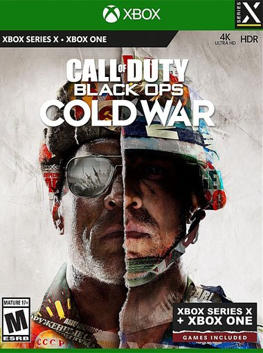 Call of Duty: Black Ops Cold War - Cross-Gen Bundle - Xbox One/X|S cd key