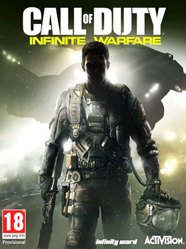 Call of Duty Infinite Warfare Day One Edition