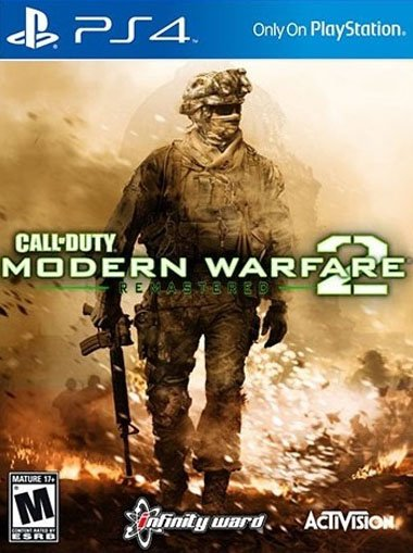 Call of Duty Modern Warfare 2 Campaign Remastered - PS4 (Digital Code) cd key