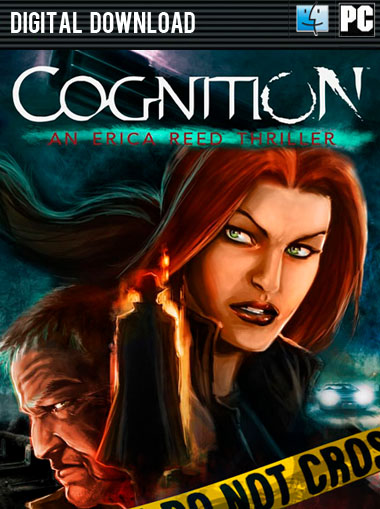 Cognition: An Erica Reed Thriller cd key