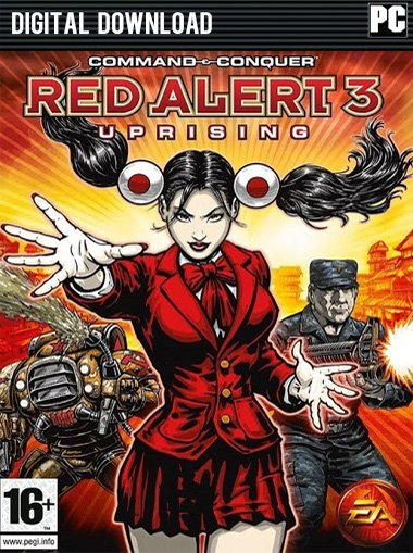 Command & Conquer: Red Alert 3 - Uprising cd key