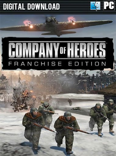 Buy Company Of Heroes Franchise Edition Pc Game Steam Download