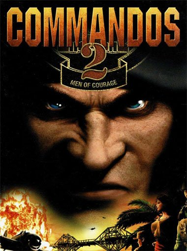 Commandos 2: Men of Courage cd key