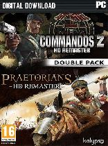 Buy Commandos 2 & Praetorians: Hd Remaster Double Pack [EU] Game Download