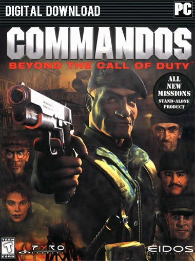 Commandos: Beyond the Call of Duty cd key
