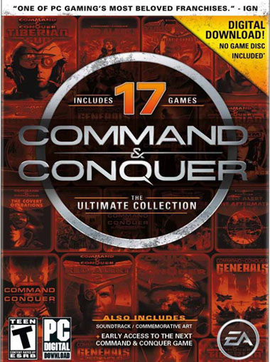 Command & Conquer: The Ultimate Collection cd key