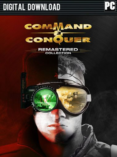 Command & Conquer - Remastered Collection cd key