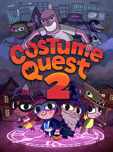 Costume Quest 2 cd key
