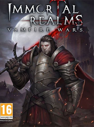 Immortal Realms: Vampire Wars cd key