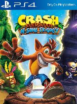 Buy Crash Bandicoot N-Sane Trilogy - PS4 (Digital Code) Game Download