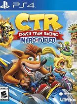 Buy Crash Team Racing Nitro-Fueled - PS4 (Digital Code)  Game Download