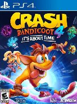 Buy Crash Bandicoot 4: It's About Time - PS4 (Digital Code) Game Download