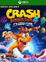 Buy Crash Bandicoot 4: It's About Time - Xbox One / Series X (Digital Code) Game Download