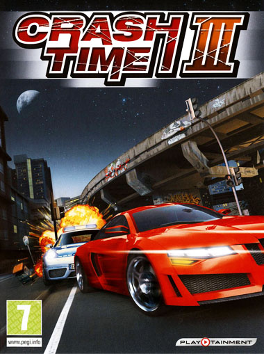 Crash Time 2 cd key