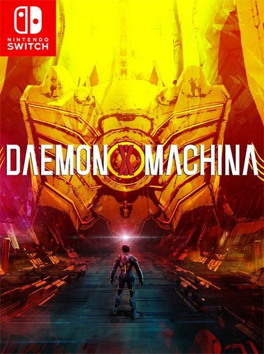 Daemon X Machina - Nintendo Switch (Digital Code) cd key