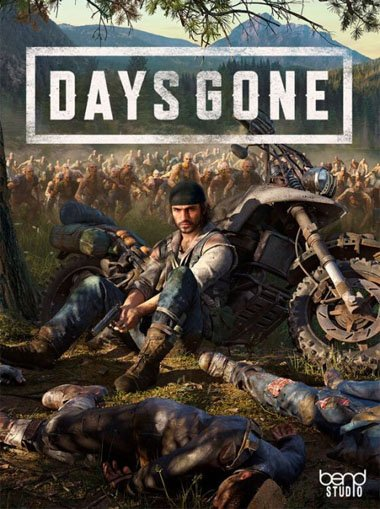 Days Gone cd key