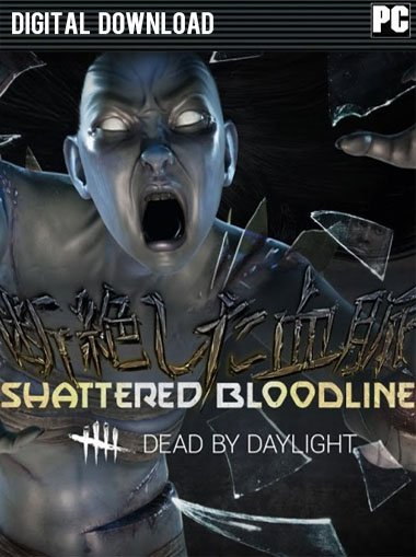 Dead by Daylight - Shattered Bloodline DLC cd key