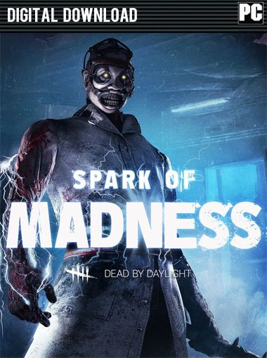Dead by Daylight - Spark of Madness Chapter DLC cd key