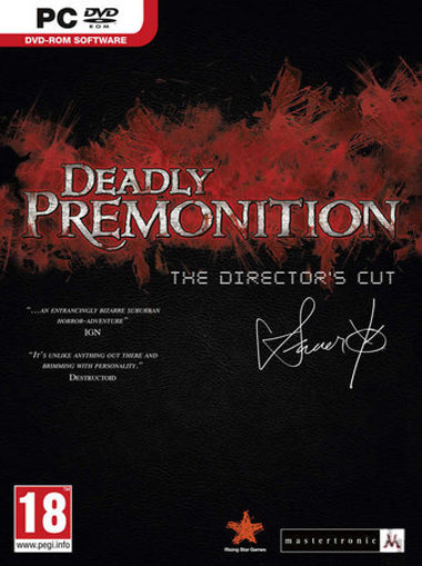 Deadly Premonition: Director's Cut cd key