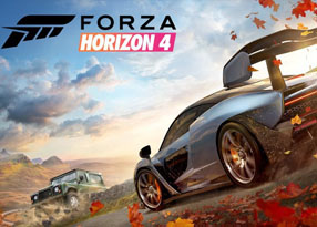 Forza Horizon 4 - Xbox One/Windows 10 (Digital Code)
