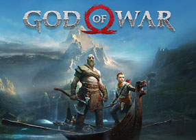 God of War 4 - PS4 (Digital Code)