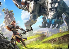 Horizon Zero Dawn - PS4 (Digital Code)
