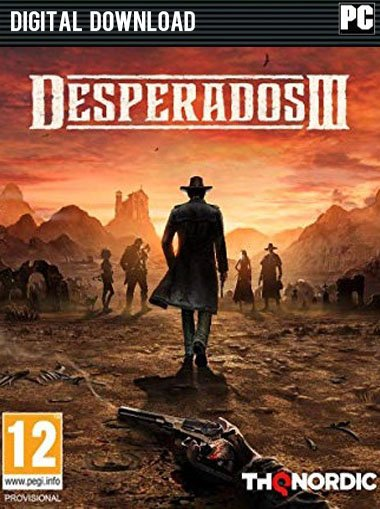 Desperados 3 - Deluxe Edition cd key
