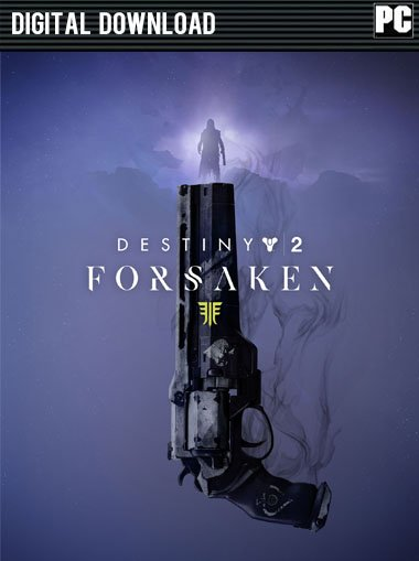 Destiny 2 Forsaken DLC Legendary Edition