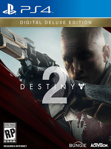 Destiny 2 Deluxe Edition - PS4 (Digital Code) - Playstation Network