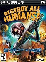 Buy Destroy All Humans! Game Download